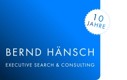 BERND HÄNSCH EXECUTIVE SEARCH & CONSULTING